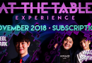 At The Table November 2018 Subscription