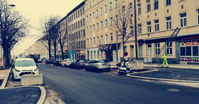 Favoritenstraße ist nun offen!