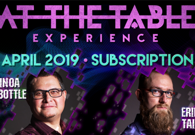 At The Table April 2019 Subscription