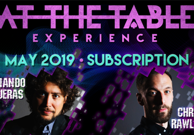 AT The Table May 2019 Subscription