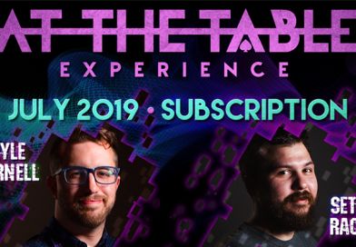 At The Table July 2019 Subscription