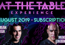 At The Table August 2019 Subscription