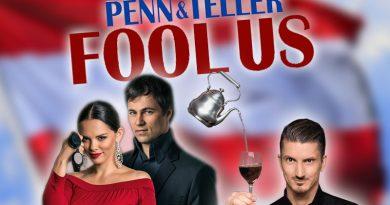 Servus Penn & Teller