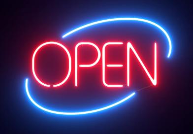 Neue Öffnungszeiten ab Juli