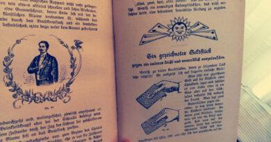 Inspiration – Der Münzaustausch