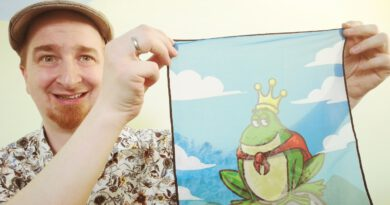 The Magic Frog – Review