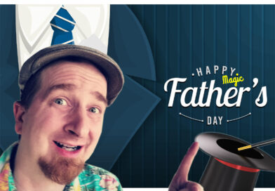 Happy Magic Father's Day